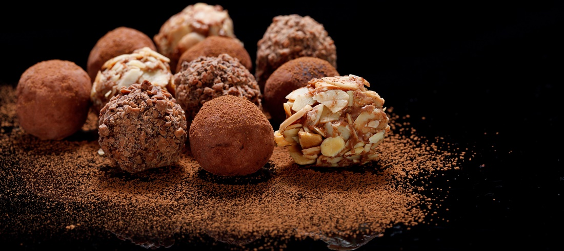 Chocolate Truffles MyCocktailMasterclass