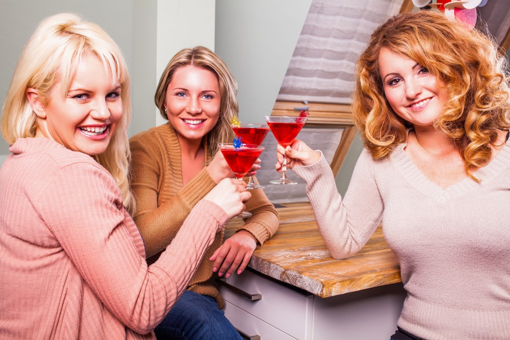 winter hen party ideas